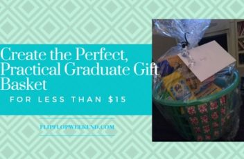Create the Perfect, Practical Graduate Gift Basket