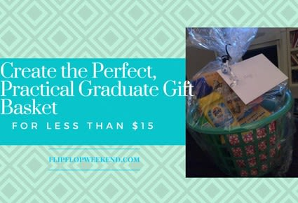 The Perfect, Practical DIY Graduation Gift