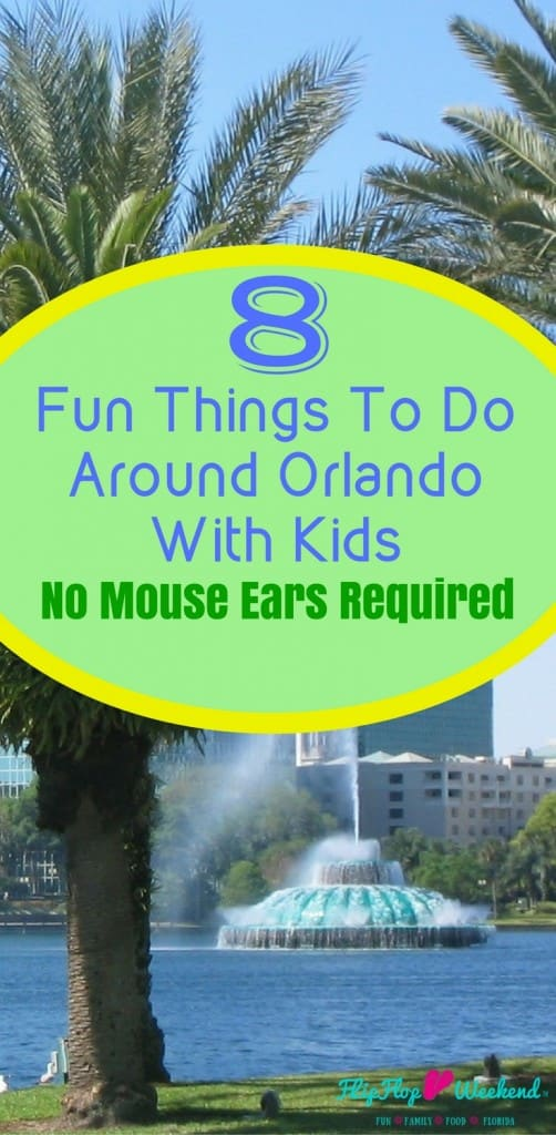 These 8 Fun Things To Do In Orlando With Kids are great additions to your Florida vacation, and easy on your wallet, as well.