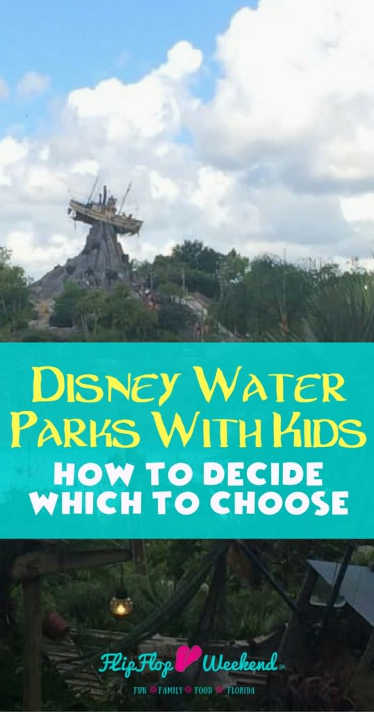 With two amazing Disney water parks, it can be hard to determine between Blizzard Beach and Typhoon Lagoon. This article explains some of the pros and cons to each, and which water park may be the best fit for your family.