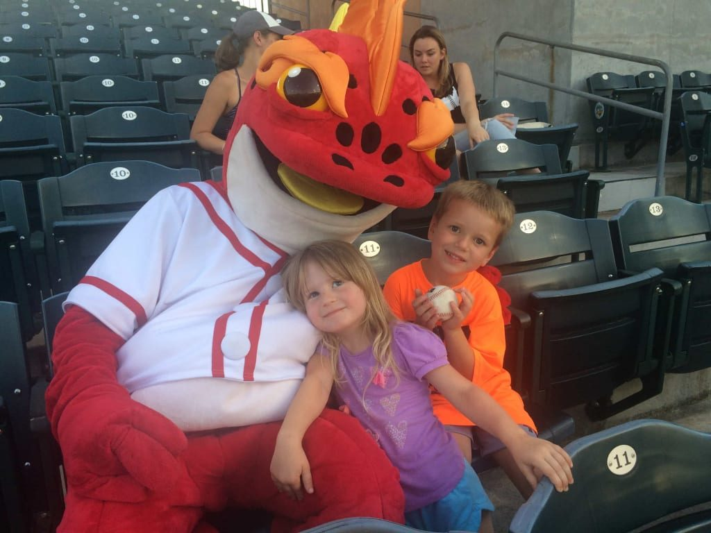 Orlando Florida Fire Frogs