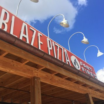 Affordable Dining at Disney Springs: Blaze Pizza