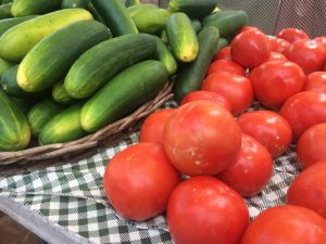 Winter Park Farmer's Market is a great spot for fresh, local produce