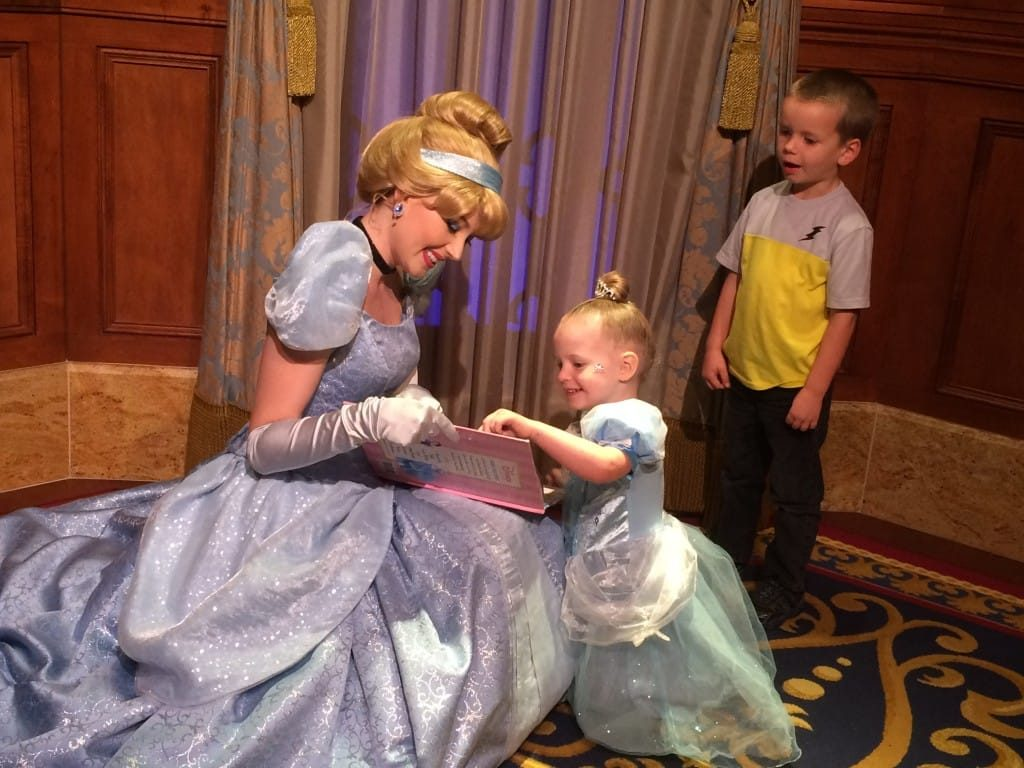 This Disney Princess Look and Find book has doubled as an Disney autograph book and created some of our most magical Walt Disney World memories