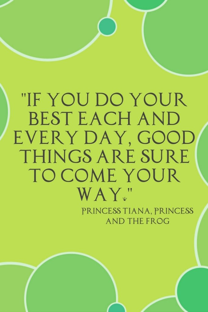 27 Disney Inspirational Quotes To Live By - FlipFlopWeekend