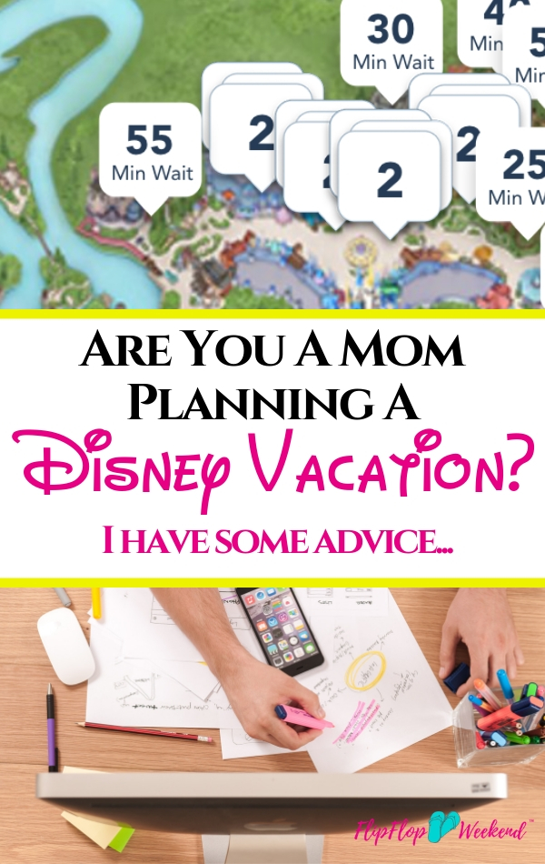 Are you stressed planning your Disney Vacation? This is the best advice I can possibly give you when it comes to planning your Walt Disney World Vacation.