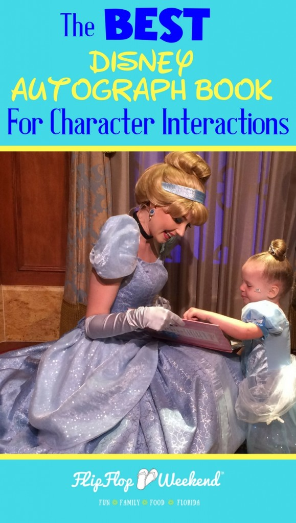 If you are looking for a simple, easy idea to collect Disney autographs, look no further than this book. Turning this regular book into a Disney autograph book has created some of our most magical Walt Disney World Memories and favorite character meet and greets.