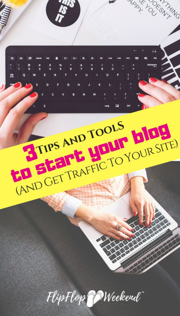 If you are a beginning blogger these blogging tips and tools can help you grow your site like they did mine. #blogging #bloggingtips
