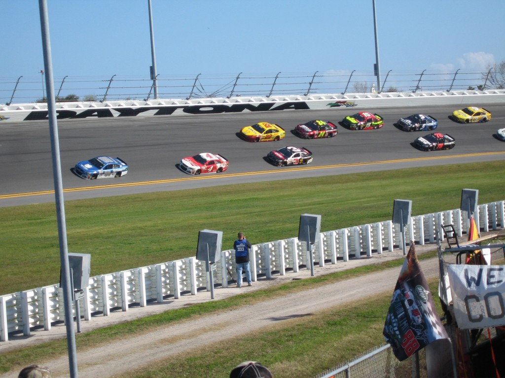 Those who crave speed will love visiting Daytona International Speedway, one of the many fun things to do in Central Florida.