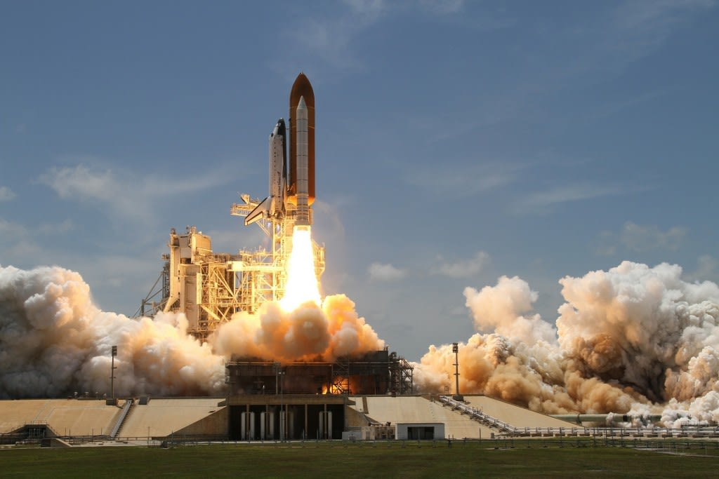 Visiting the Kennedy Space Center is just one of the many fun things to do in Central Florida.