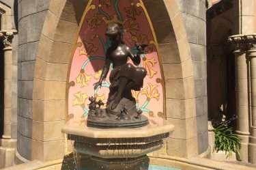 Don't miss these hidden Disney secrets and details at Walt Disney World's Magic Kingdom!