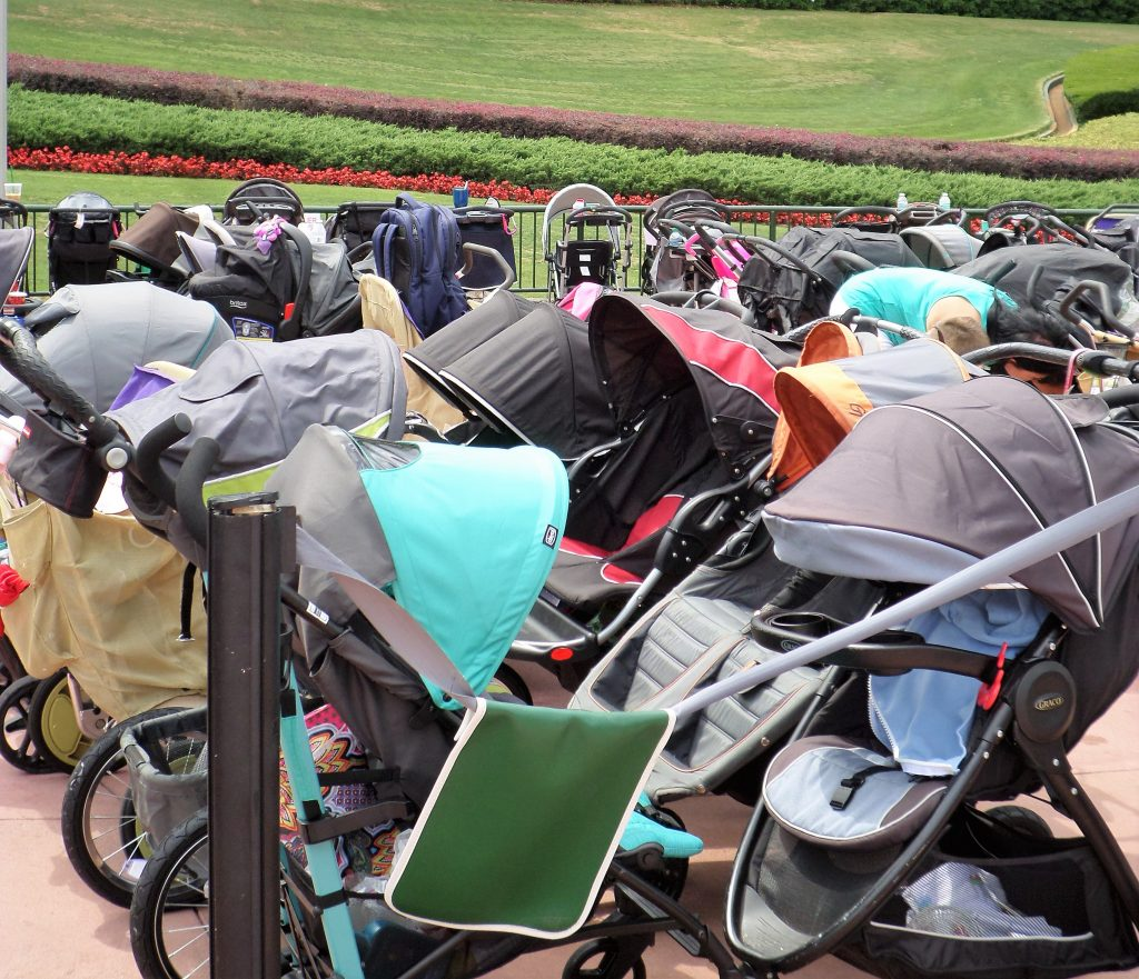 If you have small kids, a stroller is pretty much a Walt Disney World Vacation essential. But which stroller is best for Disney World? This post features the best mom-recommended strollers for your trip through the Disney parks.