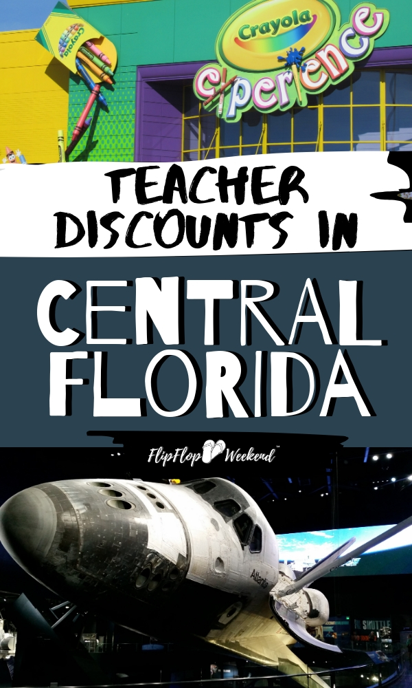 If you area teacher planning your Florida vacation, check out this post for teacher discounts in Florida that will save you money.