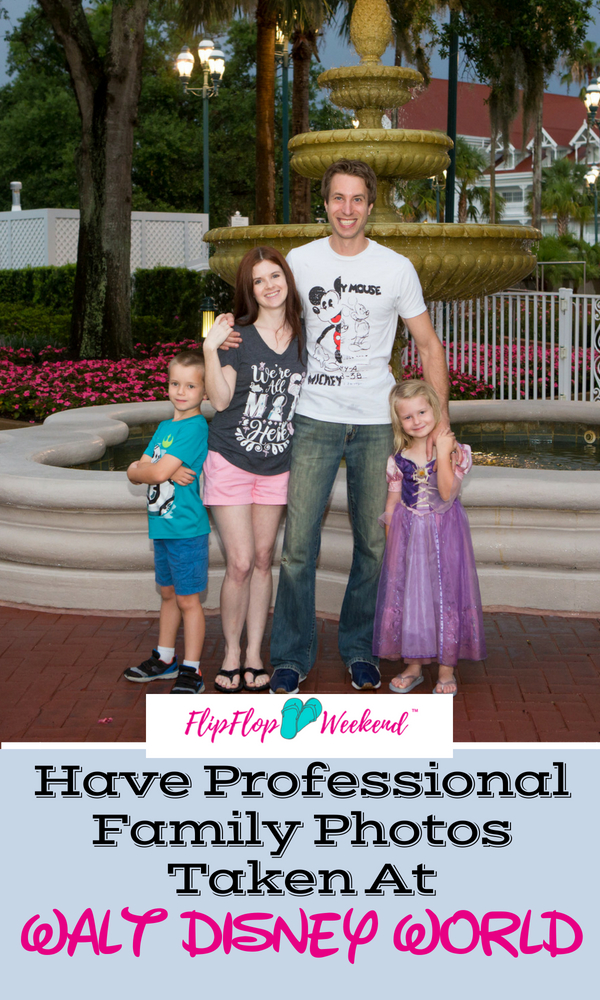 Next time you are on a family vacation to Walt Disney World Resort, why not consider getting some family photos done? Hinson Photography did a great job on ours and I loved their personalized service.
