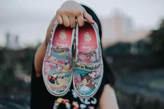 Walking Around Walt Disney World