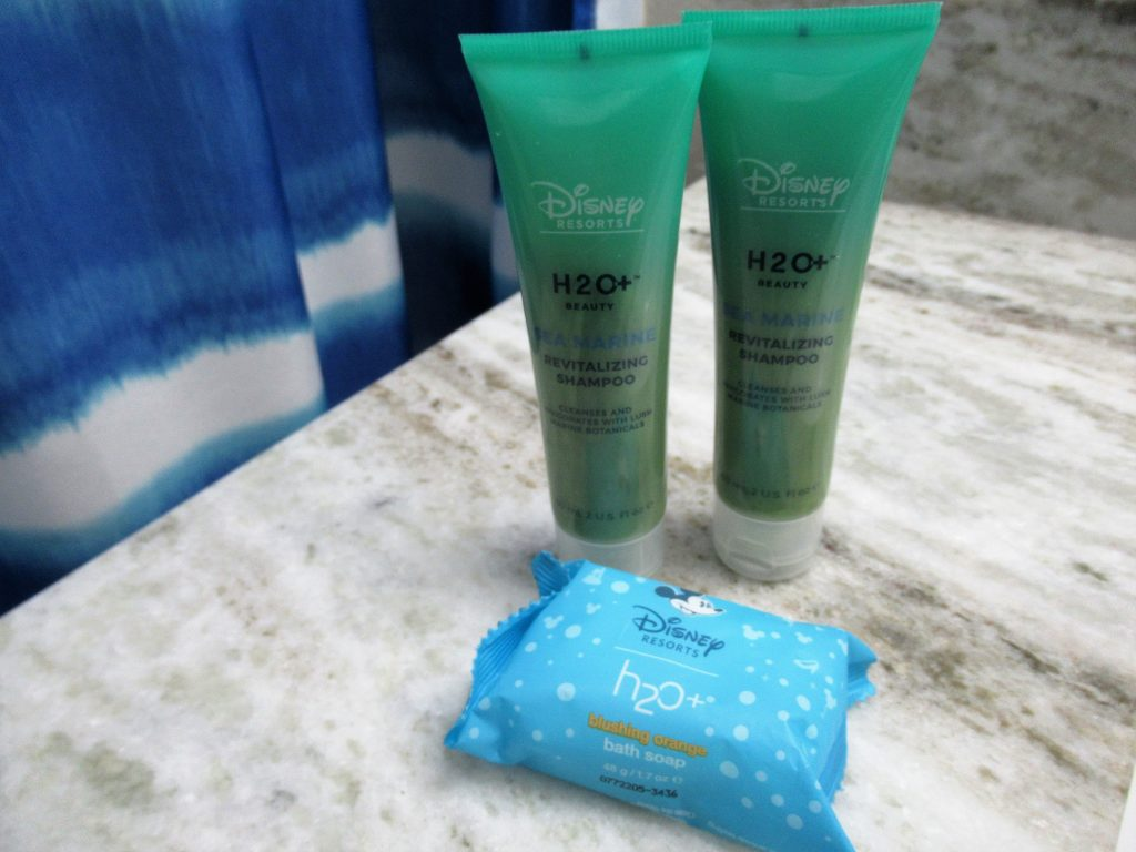 If you are staying on Disney property, don't be afraid to bring home your unopened or unused shampoo, conditioner, and soap from your Disney World resort as free souvenirs.