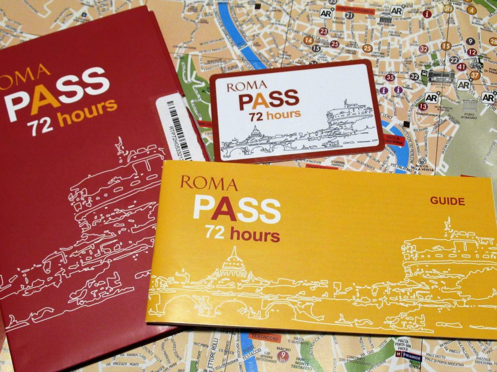 map and a guidebook which will list all of the available attractions, discounts, and information on how to use the pass.