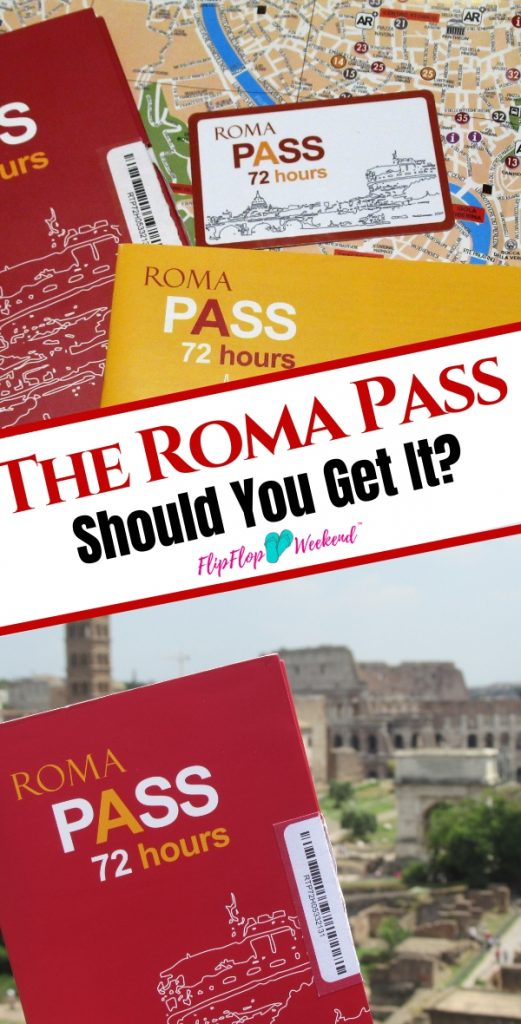 This post reviews where to buy the Roma Pass, how much the Roma Pass costs or whether this Rome city pass is right for your trip to Italy. #RomaPass #RomeItaly #Tbloggers