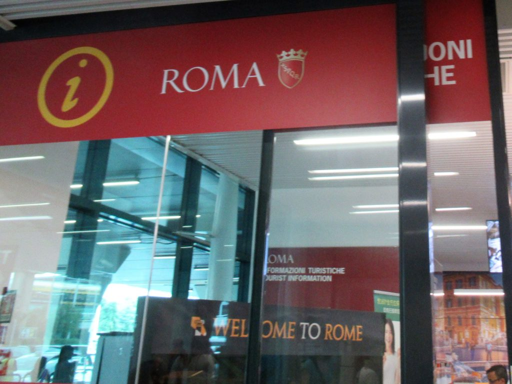 This post tells you where to buy the Roma Pass in Rome. The ticket office in Fiumicino airport is very convenient.
