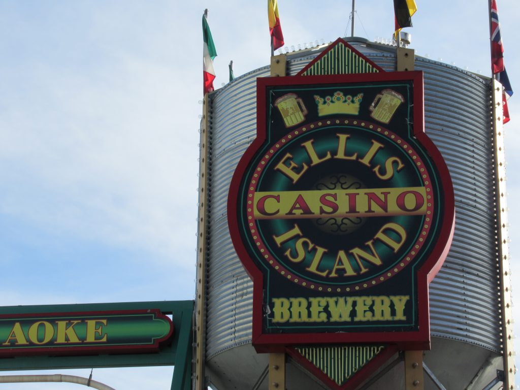 Ellis Island Casino and Brewery in Las Vegas, Nevada