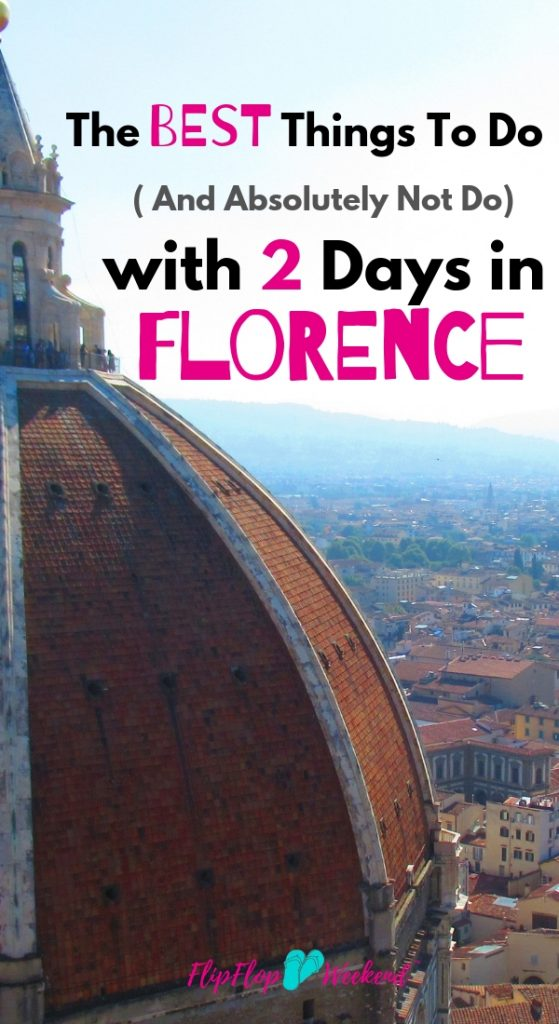 This Florence Travel Guide features some dos and donts to spending two days in Florence, Italy. Tips on things to do in Florence, where to eat and more.