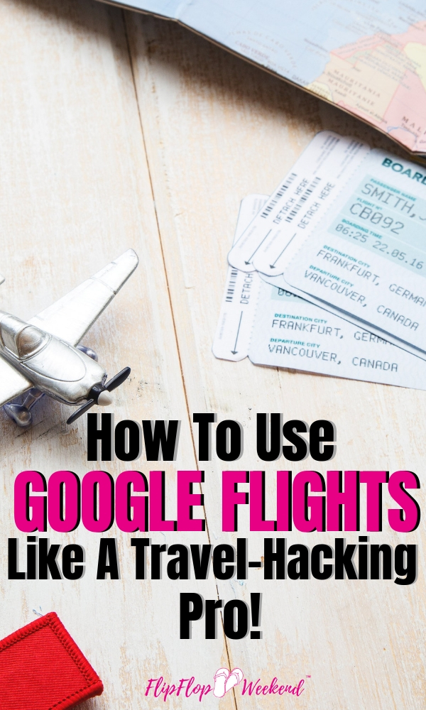 Get travel ideas, cheap plane ticket notifications and travel guides for destinations around the world with the help of Google Flights. This full guide will help you utilize the search engine to it's full potential to plan your next epic vacation on a budget. #flipflopweekend