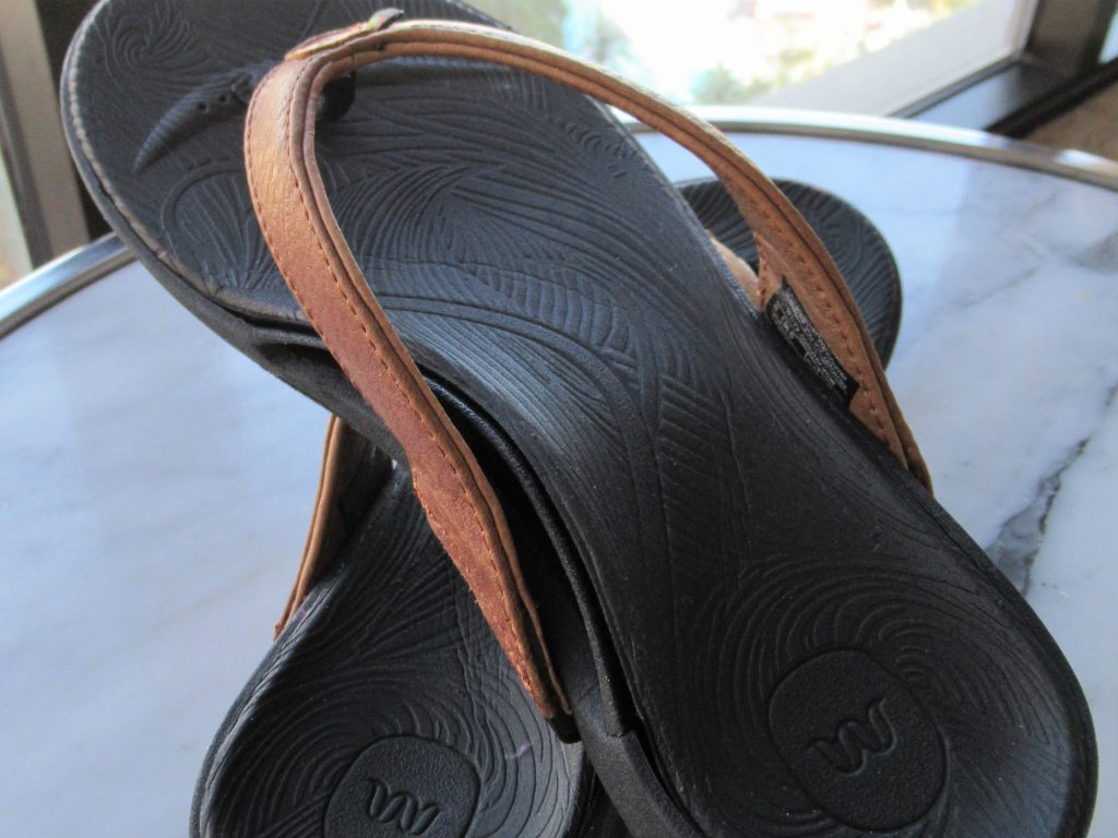 Wiivv sandals are custom designed for your feet.