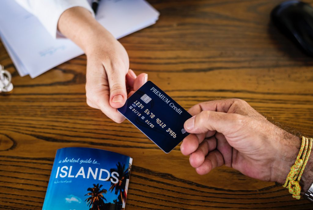 Travel hack by Cashing In On Credit Card Points and Miles
