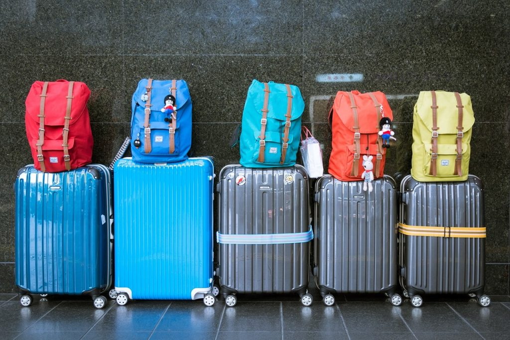 Marking your luggage as 'fragile' is a quick travel hack that may cause bag handlers to be a bit more gentle with your suitcase.
