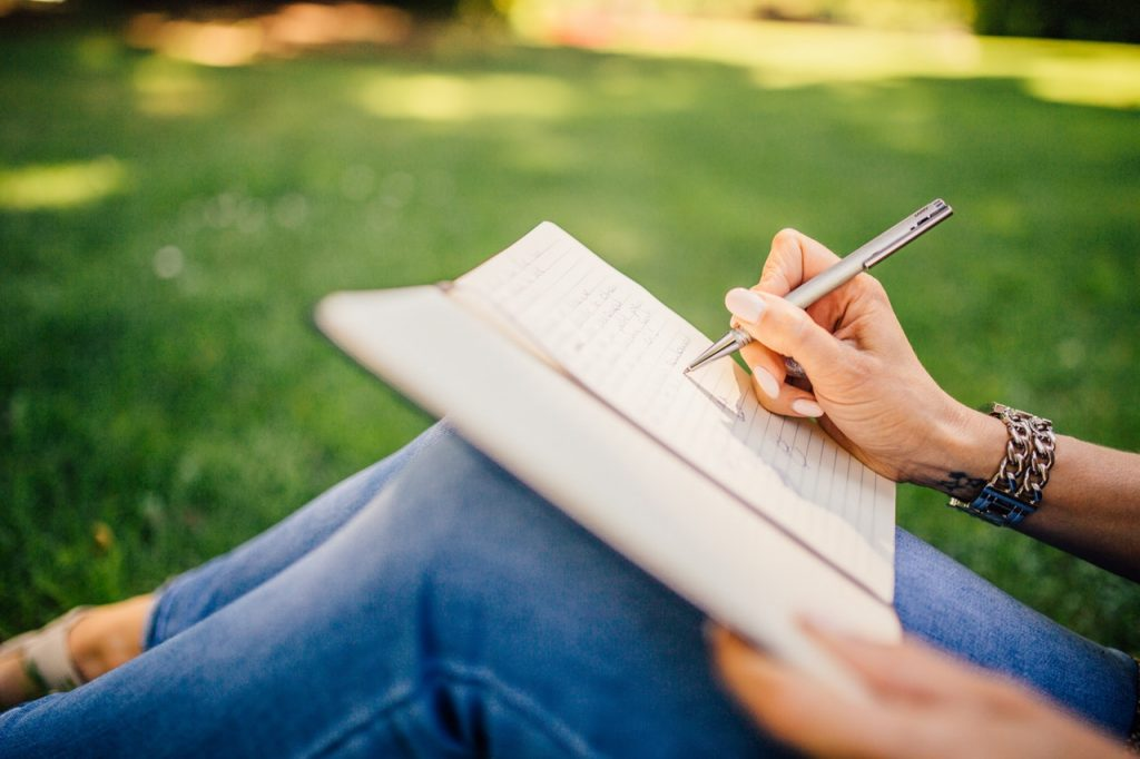 A travel journal is a heartfelt and meaningful gift idea.