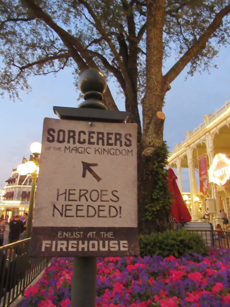 Sorcerers of the Magic Kingdom is a fun, free family game that the whole family will enjoy on your next Walt Disney World vacation!