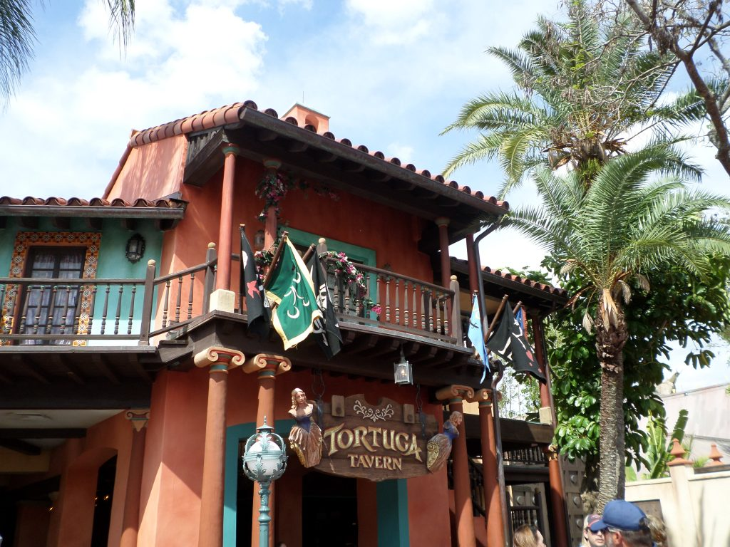 Hint Hint: A common spot for trading Sorcerers of the Magic Kingdom cards is at Tortuga's Tavern in Adventureland