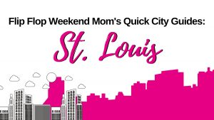 Need help planning your family vacation to St. Louis? This free PDF will give you a quick list of things to do, places to eat and where to stay in St. Louis, Missouri!