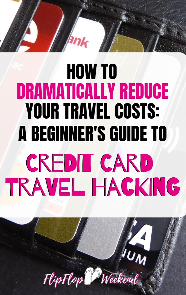 Avoid paying full price for your family vacations by learning how to get the best travel credit cards and utilize their reward offers for cheap and free hotels, plane tickets and more. This guide is perfect for beginner credit card travel hackers.