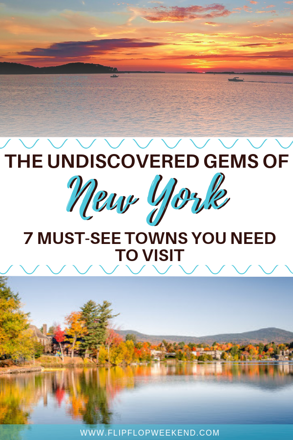 Upstate New York is the perfect place if you would rather spend your days away from work in the countryside with Mother Nature in your every direction.This list of hidden gems and places to visit in upstate New York offer a little something for everyone. #UnitedStatesTravel #UpstateNewYork #NewYork