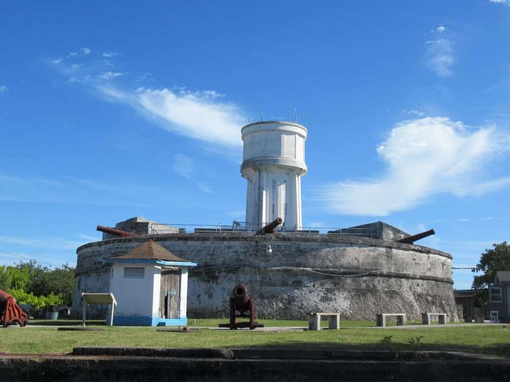 Fort Fincastle, Nassau,Bahamas