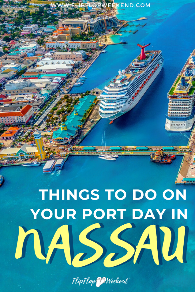 If you find yourself with just a short visit during your cruise, here are some of the best things to do in Nassau without a costly excursion.  #Nassau #Bahamas #BahamasCruise #BahamasVacation