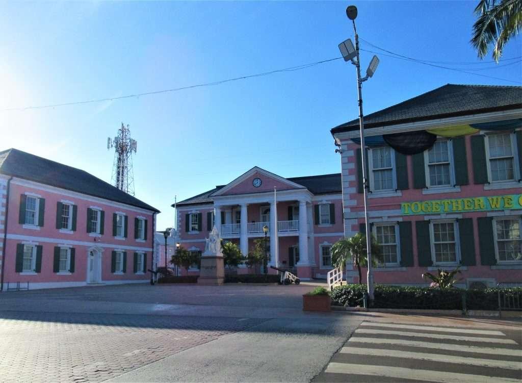 Parliament Square, Nassau Bahamas