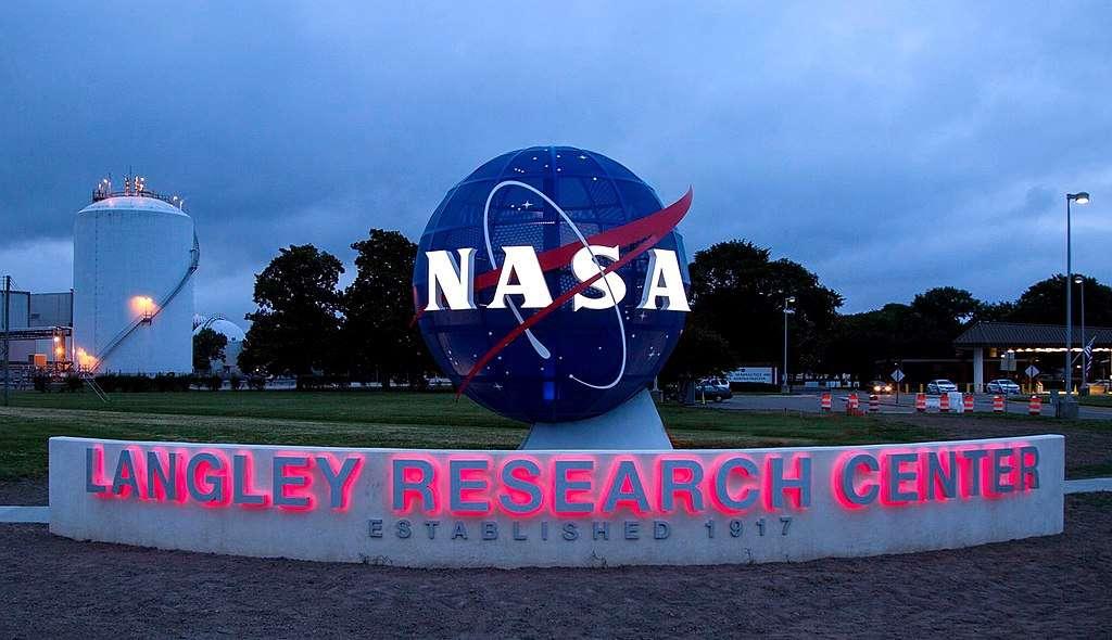 credit to NASA Langley/ David C. Bowman
